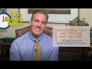 ADHD and Autism: Are They One and the Same? - Dr. C's Morning Minute 168