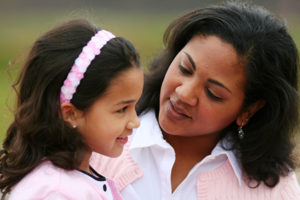 bolstering your child's self esteem with the words you use